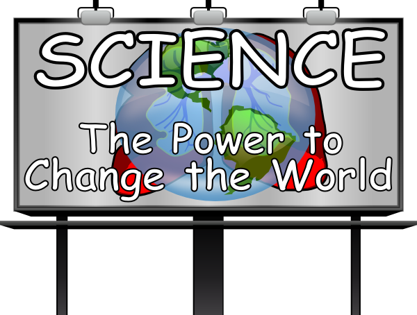 Science is power!