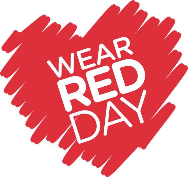 National Wear Red Day ~ February 1st