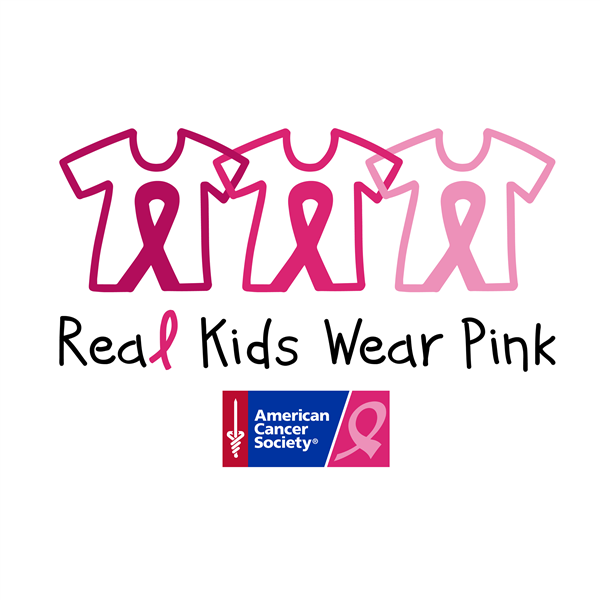 American Cancer Society - Real Kids Wear Pink - October 25, 2019